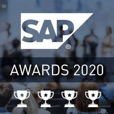 SAP Awards 2020