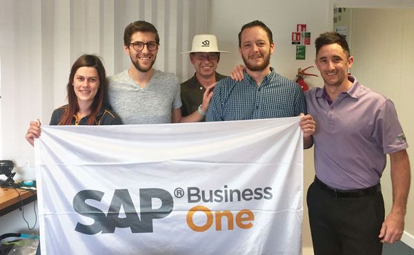 Masuri SAP Business One Flag