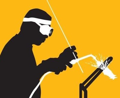 welding illustration