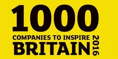 Top 1000 Companies To Inspire Britain