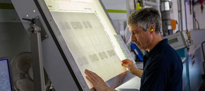paper inspection