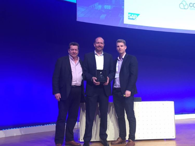 Codestone win Sap Award